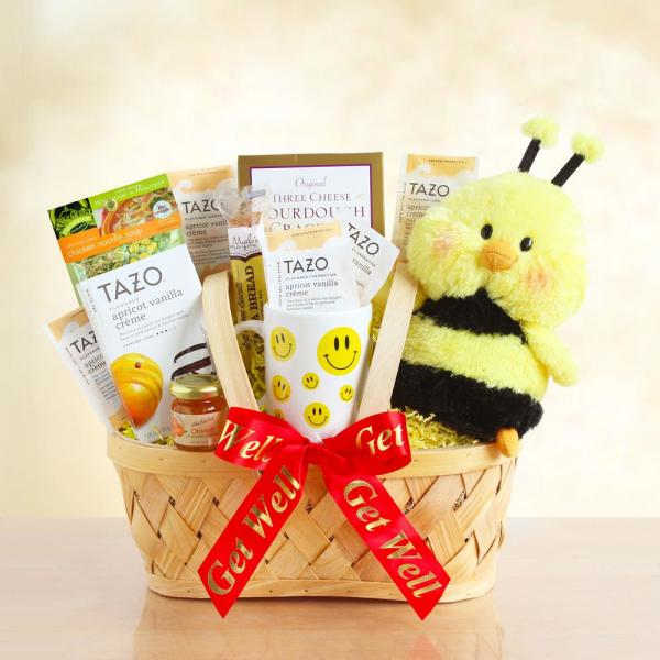 Givens & Company Bee Well Gift Basket