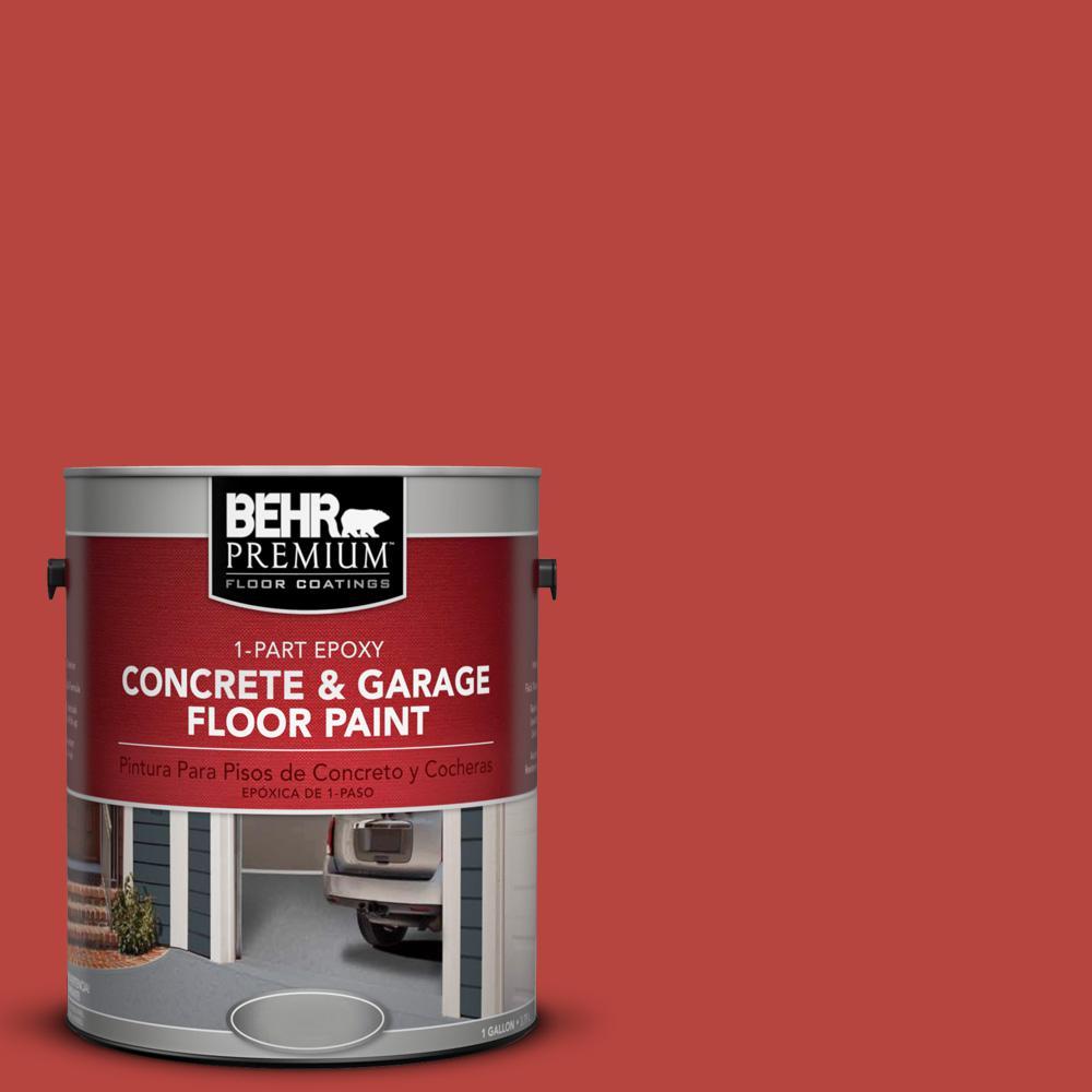 1 gal. #P160-7 Stiletto Love 1-Part Epoxy Concrete and Garage Floor Paint
