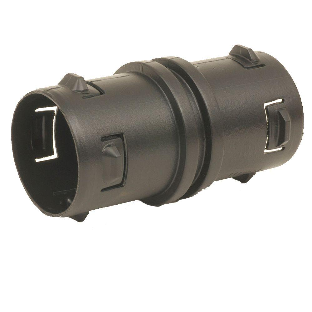 Advanced Drainage Systems 4 in. Polyethylene Internal Ag Pipe Coupler