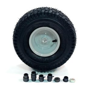 Arnold 15 inch Universal Front-Rider Wheel for Lawn Tractors by Arnold