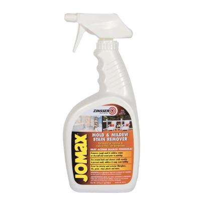 1-qt. Jomax Mold and Mildew Stain Remover (Case of 6)