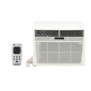 ac heater combo window unit air conditioning frigidaire 18500 btu window air conditioner with heat and remoteffrh1822r2 the home depot remote