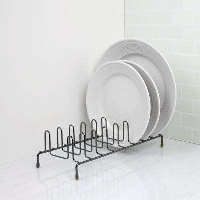 Steel Equinox Plate Rack