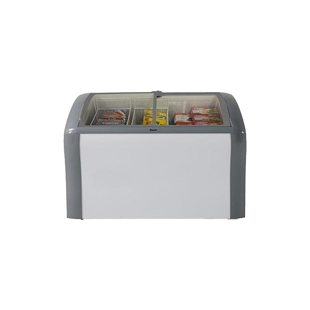 Avanti 8.2 cu. ft. Manual Defrost Commercial Convertible Chest Freezer in White
