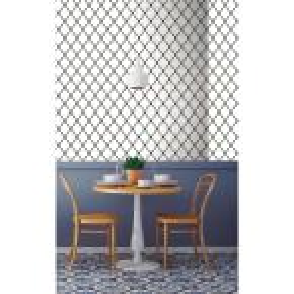 RoomMates 28.18 sq. ft. Trellis Peel and Stick Wallpaper