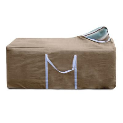 19 in. W x 49 in. D x 23 in. H Patio Storage Bag Cover
