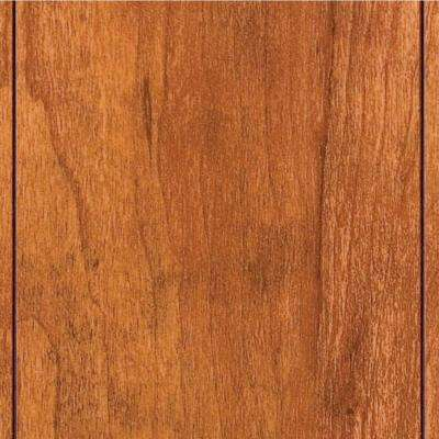 High Gloss Pacific Cherry 8 mm Thick x 5 in. Wide x 47-3/4 in. Length Laminate Flooring (13.26 sq. ft. / case)