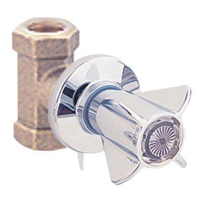 Single-Handle Shower Valve, Chrome