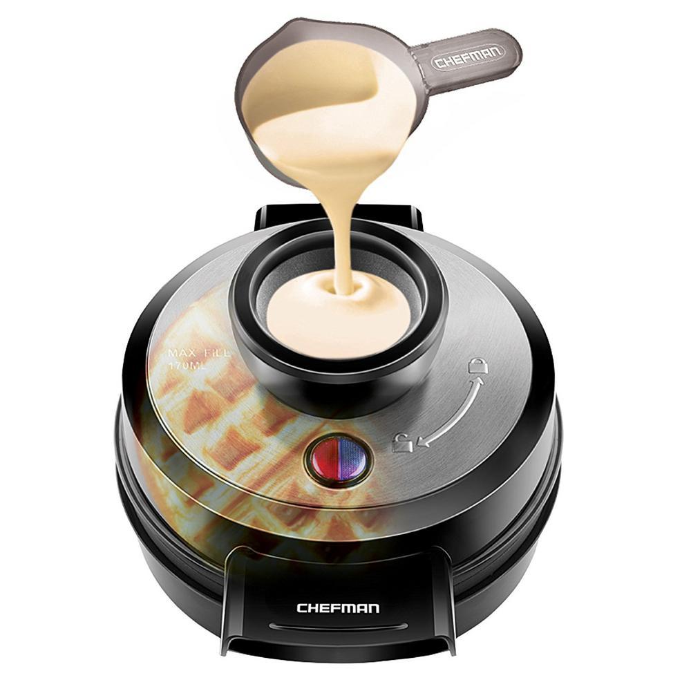 Click here to buy Chefman Belgian Waffle Maker by Chefman.