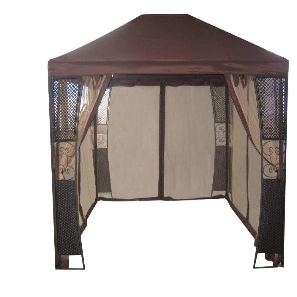DC America 10 ft. x 10 ft. Gazebo