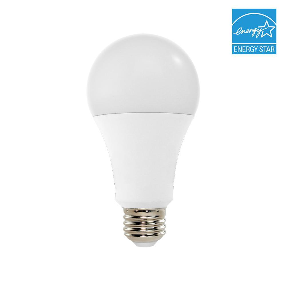 100-Watt Equivalent 5000K A21 Dimmable LED Light Bulb, Cool White