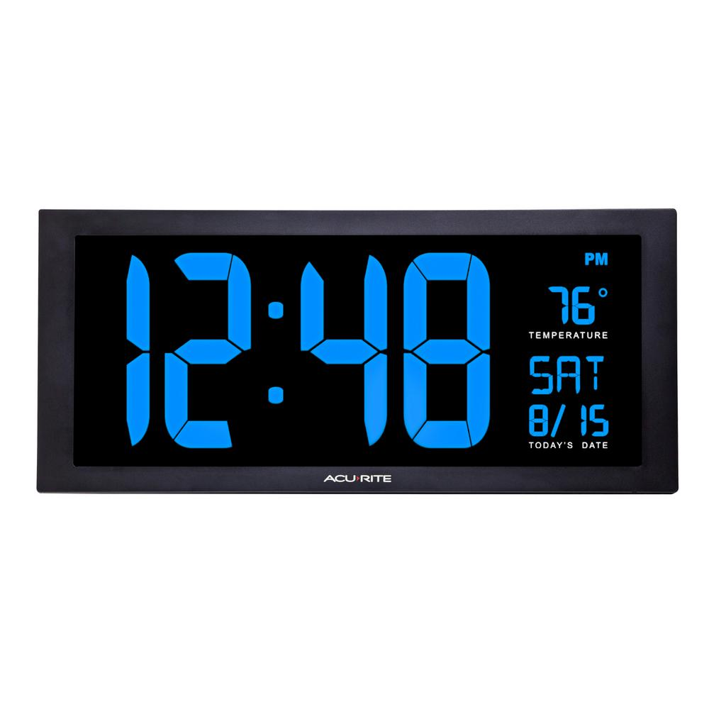 Junghans electronic wall clock