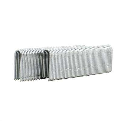 1 in. 16-Gauge Glue Collated Fencing Staples (2000 Count)