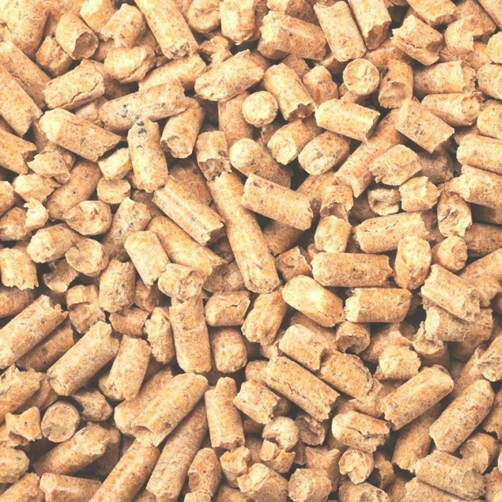 Premium wood pellet fuel lb bag count
