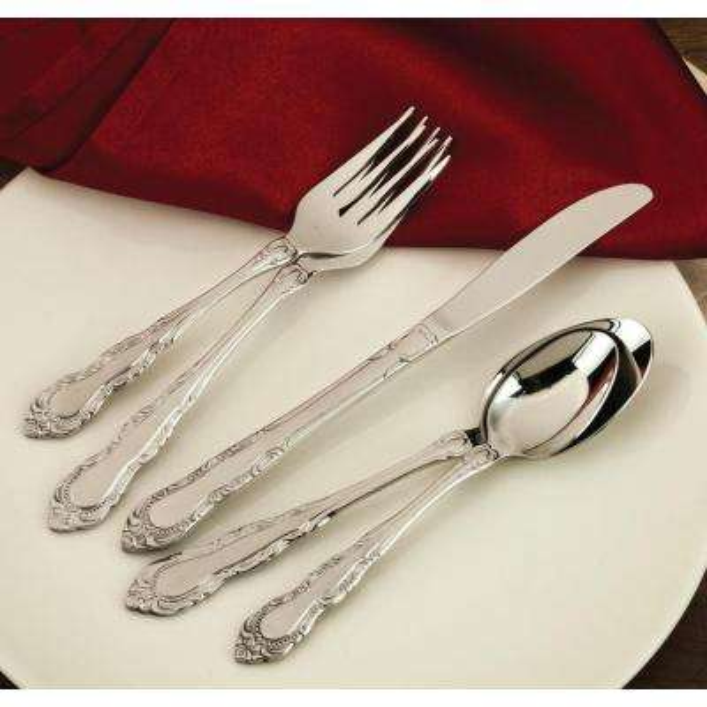 Utica Cutlery Company Patrician 20 Pc Set
