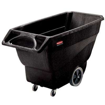 Rubbermaid Commercial Products 3/4 cu. yd. Utility Duty Tilt Truck, Structural Foam Molded by Rubbermaid Commercial Products