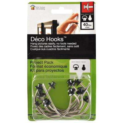 Deco Hooks 40 lbs. Small Head Project Pack