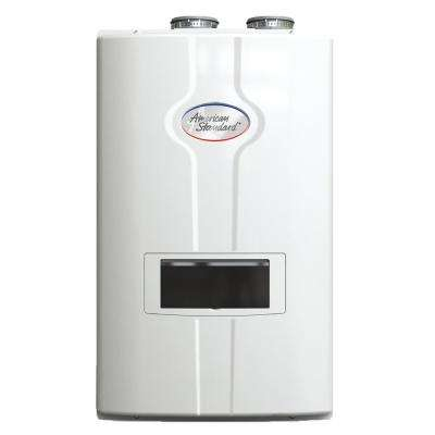 10.0 GPM Residential Ultra Low Knox High Efficiency Condensing Natural Gas Tankless Water Heater with 180,000 BTU input
