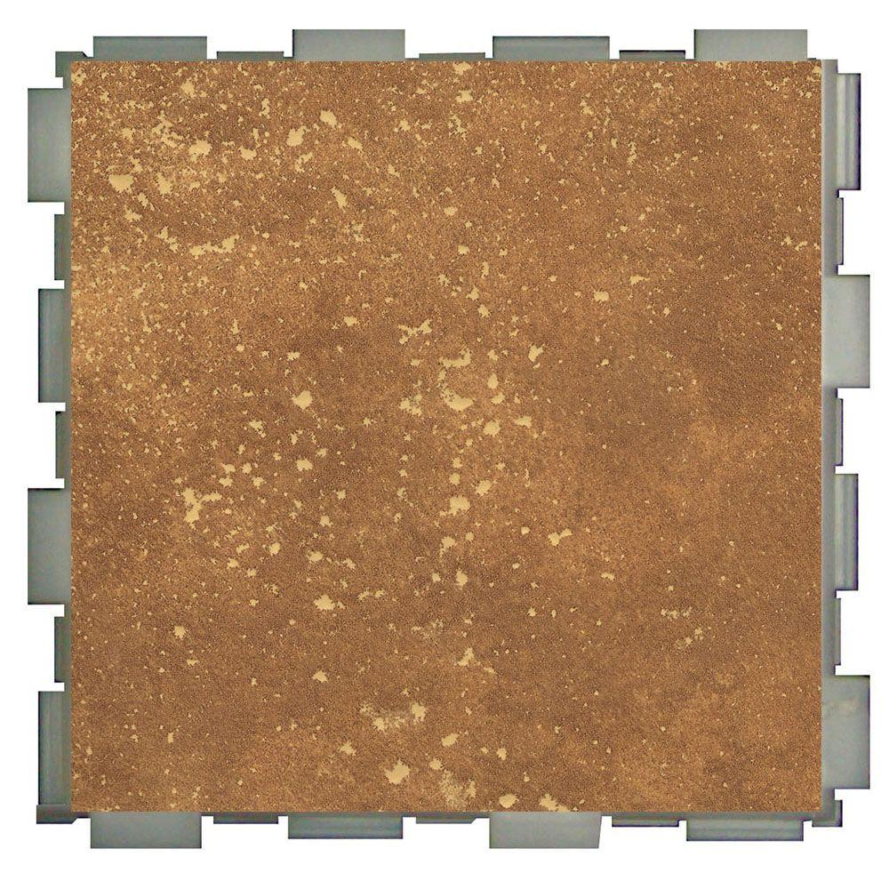 SnapStone Rosso 6 in. x 6 in. Porcelain Floor Tile (3 sq. ft. / case)