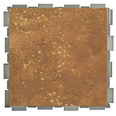 Rosso 6 in. x 6 in. Porcelain Floor Tile (3 sq. ft. / case)