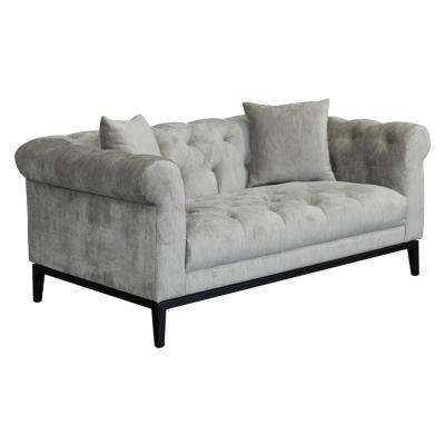 Theron Beige Loveseat