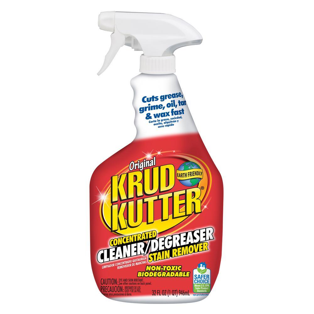 Krud Kutter 32 oz. Original Concentrate Cleaner/Degreaser
