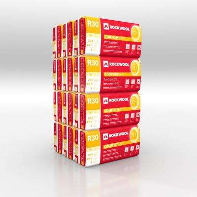 R-30 ComfortBatt Fire Resistant Mineral Wool Insulation Batt 15 in  x 47  in  (12-bag)