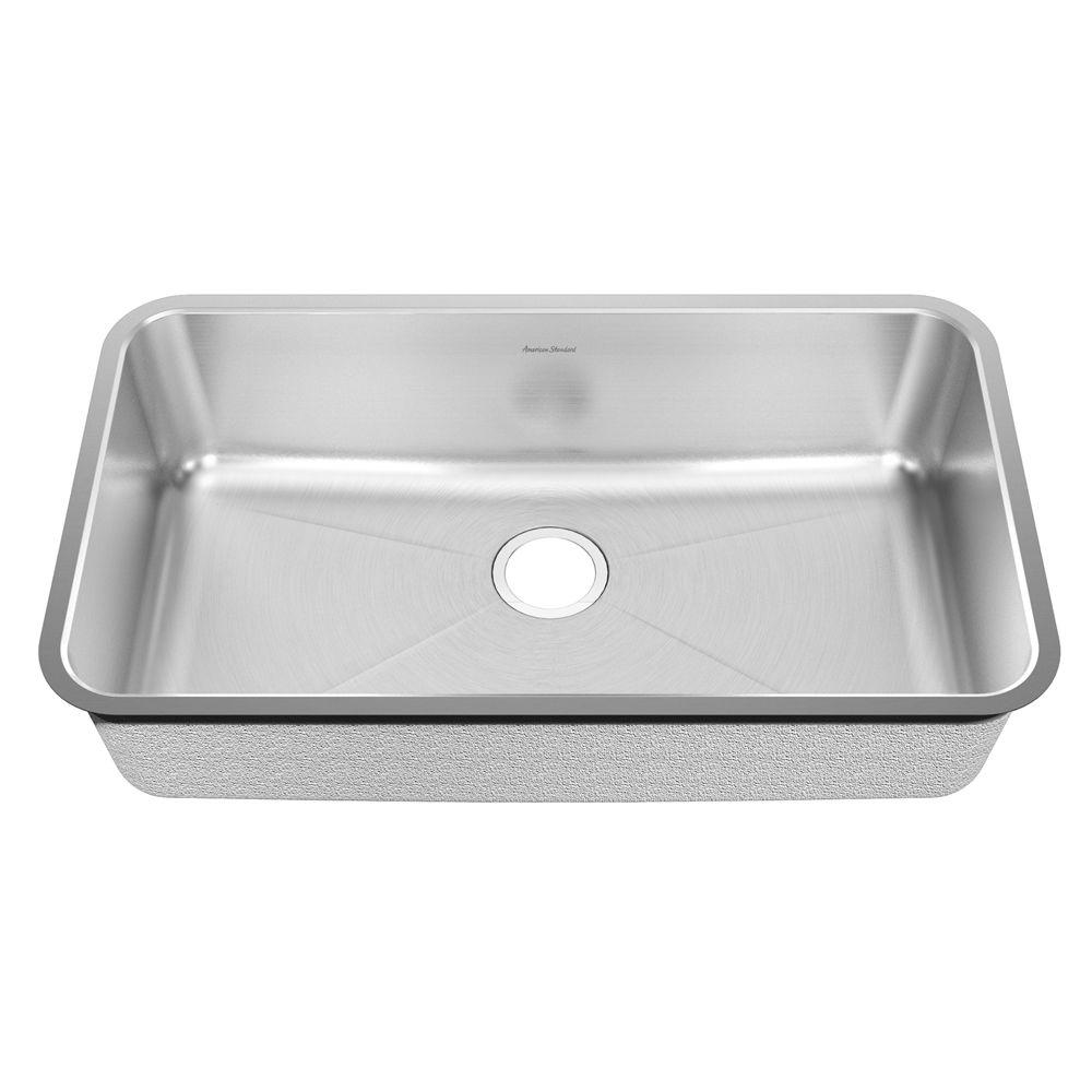 American Standard Prevoir Undermount Brushed Stainless