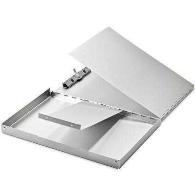 9 in. x 12 in. Aluminum Snapak Form Holder Clipboard