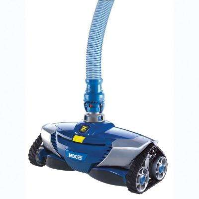 MX8 Suction Side Inground Pool Cleaner