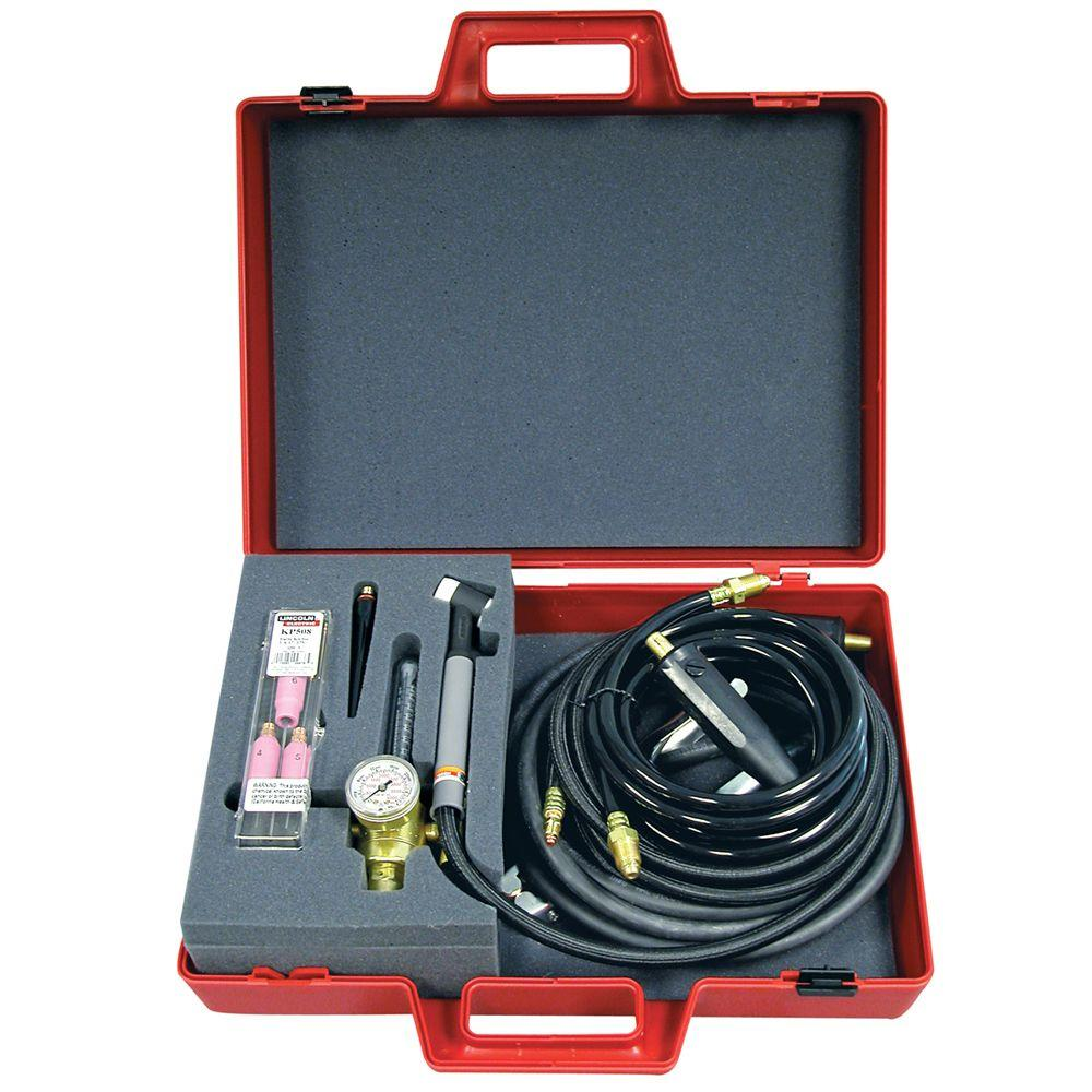 Lincoln Electric TIG-Mate 17 TIG Torch Starter Kit