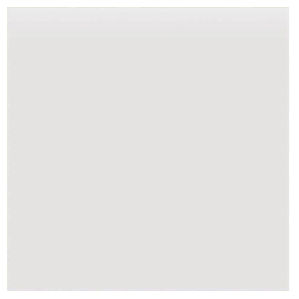 Matte Pearl White 4-1/4 in. x 4-1/4 in. Ceramic Bullnose Corner