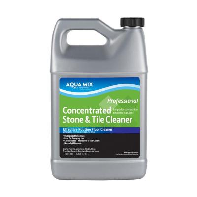 Aqua Mix 1 Gal. Concentrated Stone and Tile Cleaner