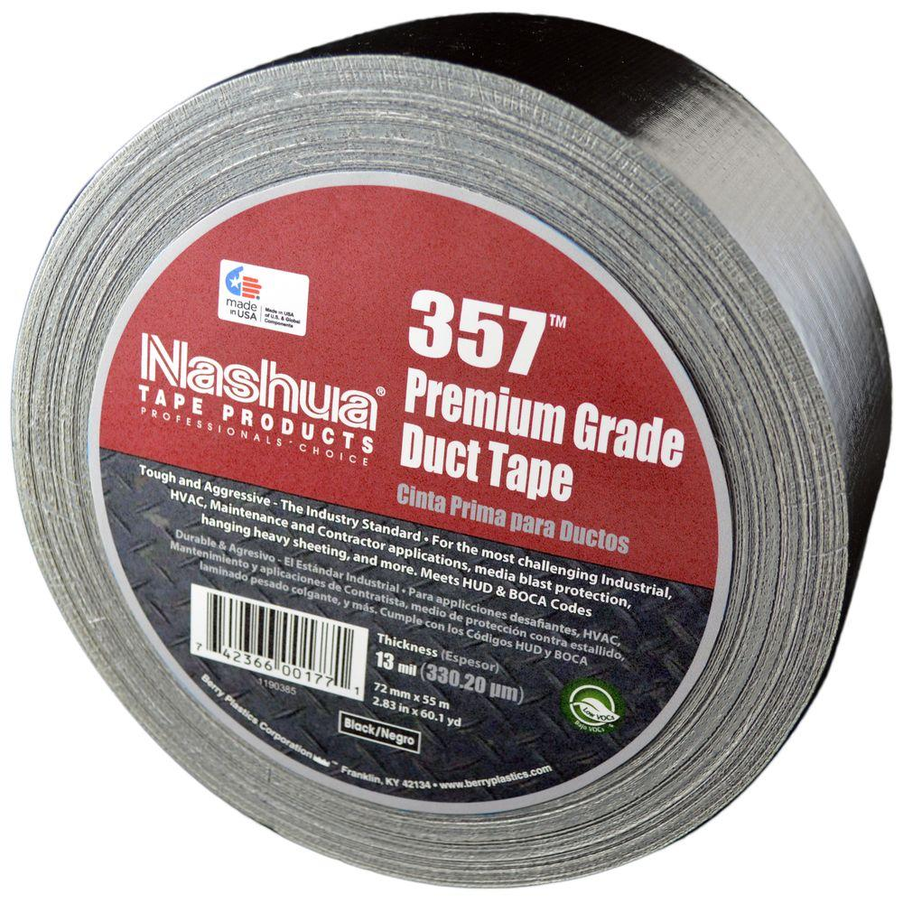 Berry Plastics 2.83 in. x 60.1 yds. 357 Ultra Premium Duc...
