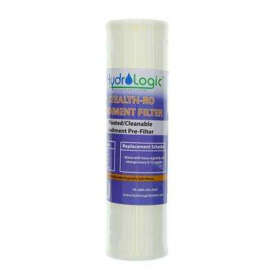 9-3/4 in. x 2-3/4 in. Stealth-RO Sediment Filter
