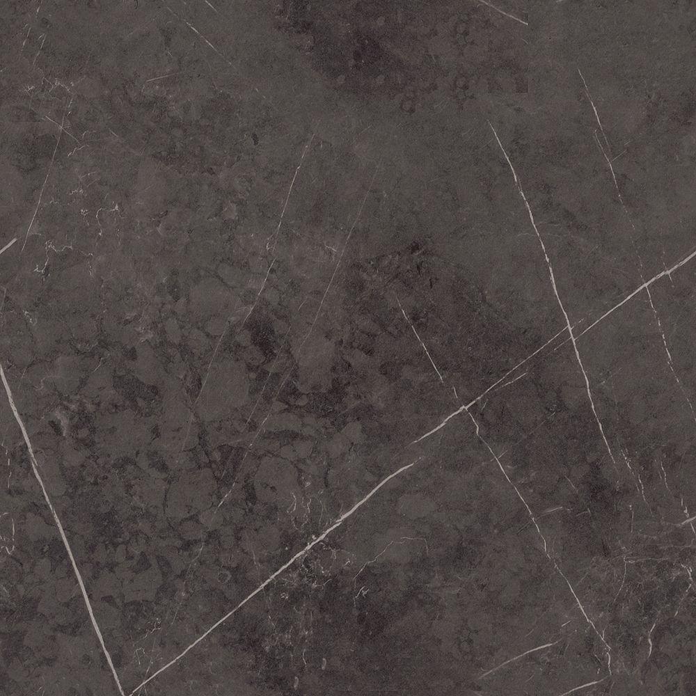 5 in. x 7 in. Laminate Countertop Sample in 180fx Ferro Grafite with Gloss Finish