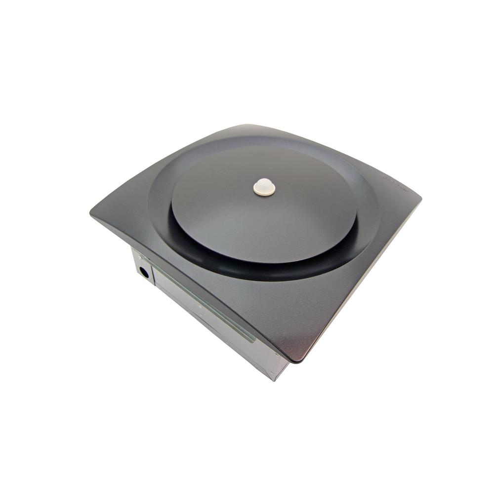 Aero pure adjustable speed 80 140cfm ceiling wall mount - Wall mounted exhaust fan for bathroom ...