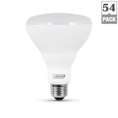65-Watt Equivalent BR30 Dimmable CEC Title 20 Compliant LED ENERGY STAR 90+ CRI Flood Light Bulb, Daylight (54-Pack)
