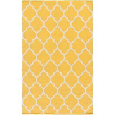 Vogue Claire Butter 5 ft. x 8 ft. Indoor Area Rug