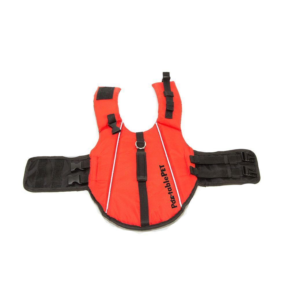 PortablePET 18 in. x 25 in. Girth Medium Canine Flotation Device