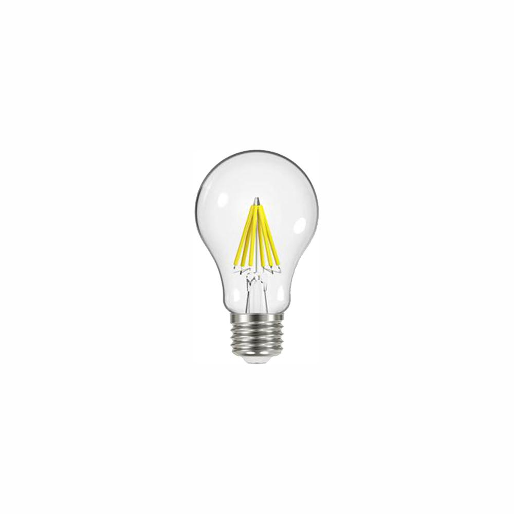 EcoSmart 60-Watt Equivalent A19 Dimmable ENERGY STAR Clear Filament Vintage Style LED Light Bulb Soft White (48-Pack)
