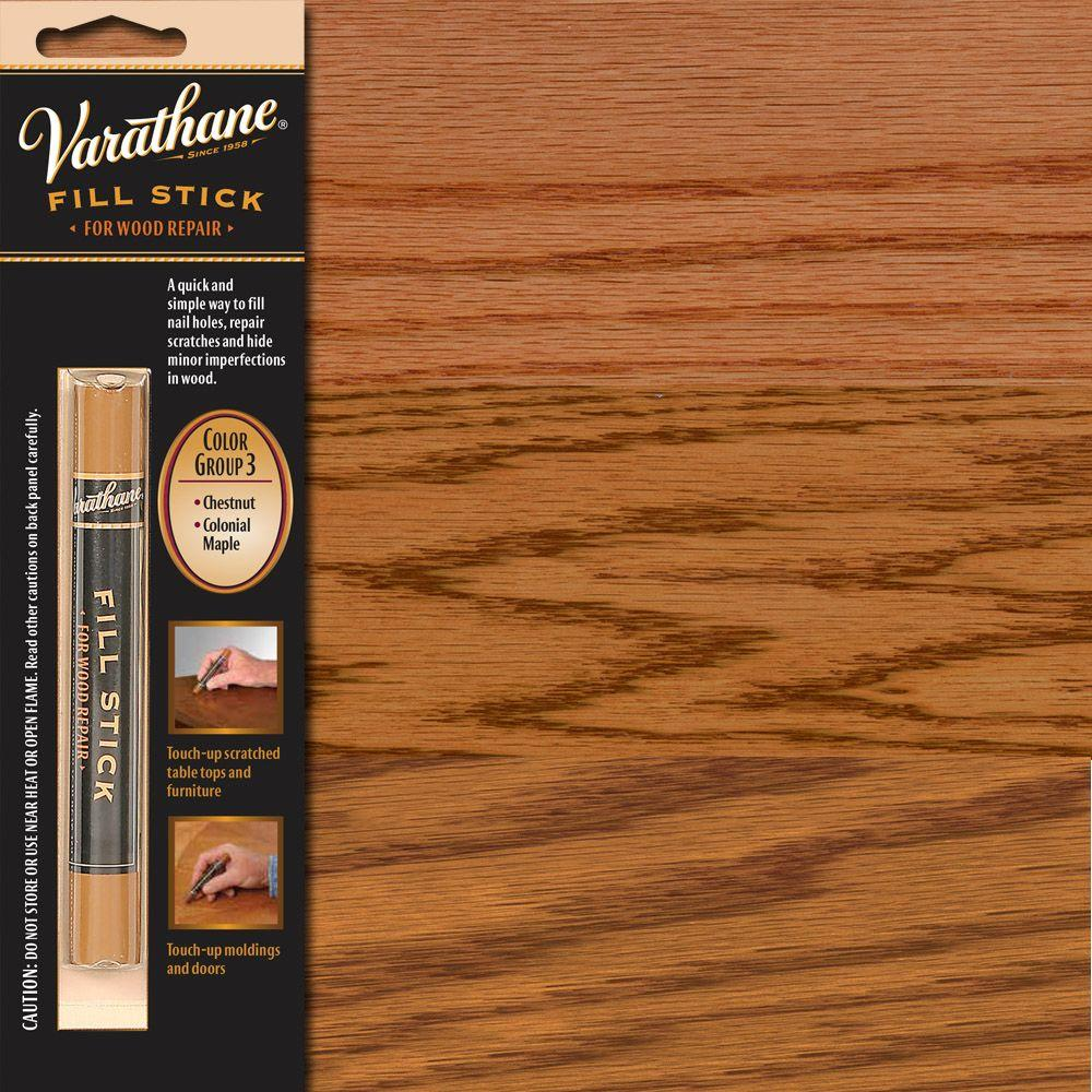 Varathane 3.5 oz. Flat Color Group 3-Fill Stick (Case of 6)