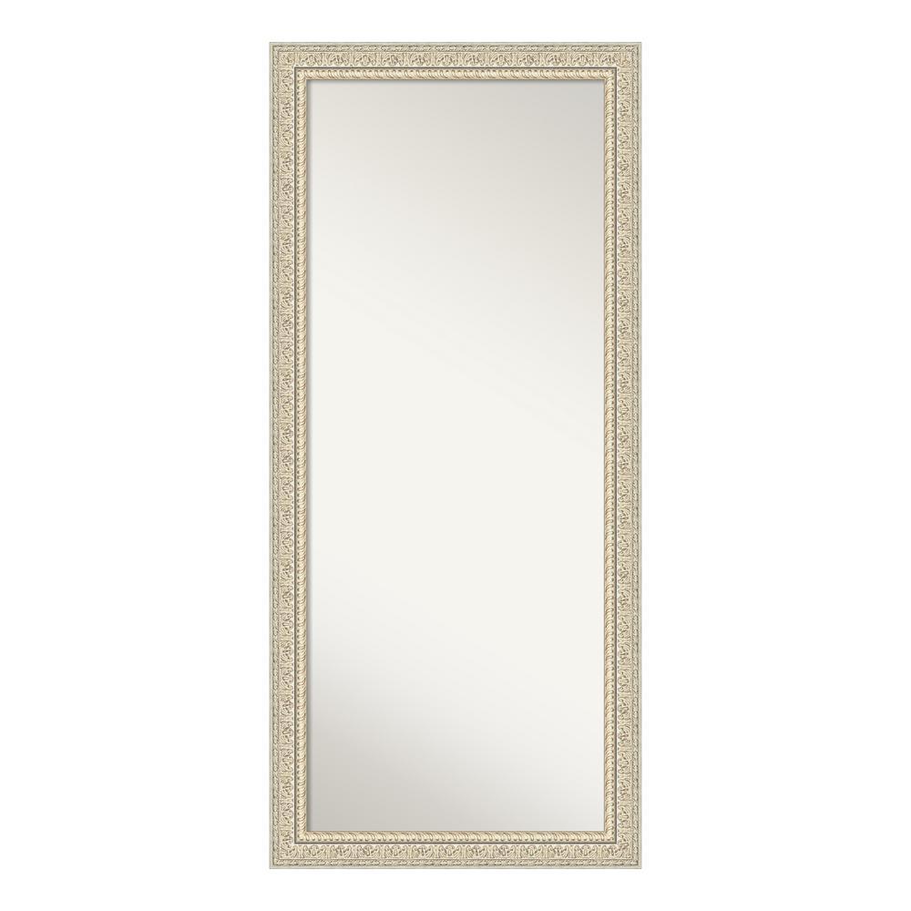 Fair Baroque Cream Floor/Leaner Mirror