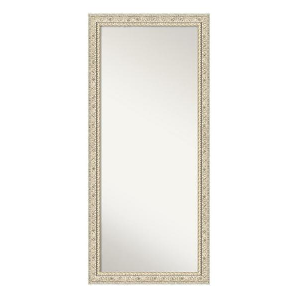 Fair Baroque Cream Floor/Leaner Mirror
