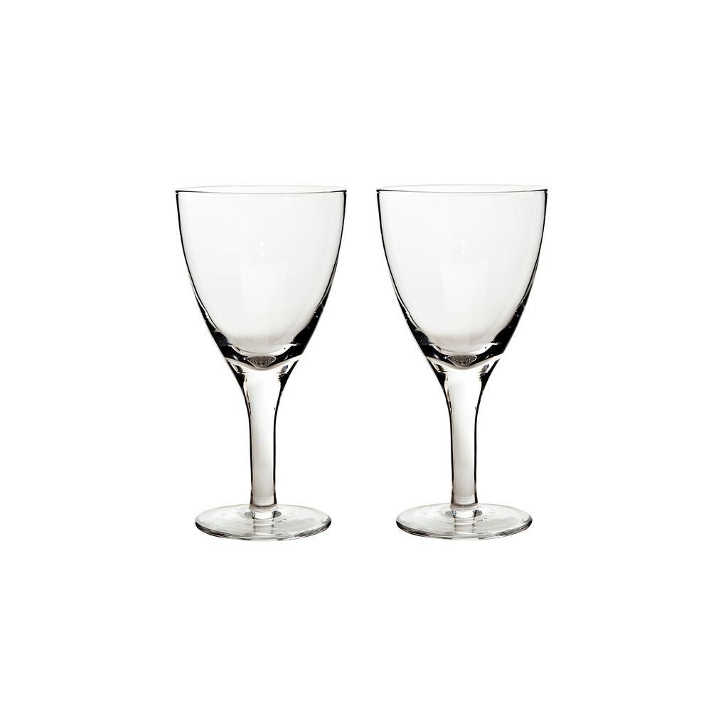 China 13.52 fl. oz. Red Wine Glasses (Set of 2)