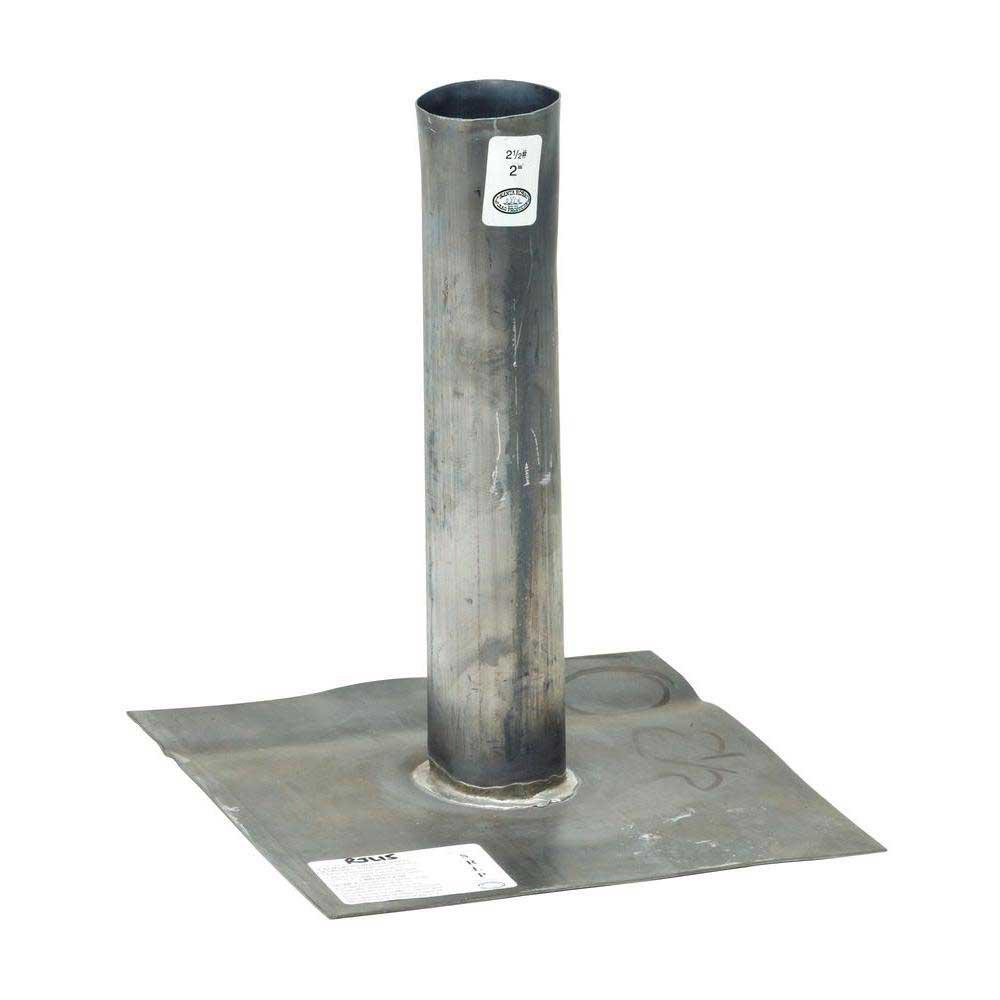 2 in. Lead Roof Jack Vent Pipe Flashing