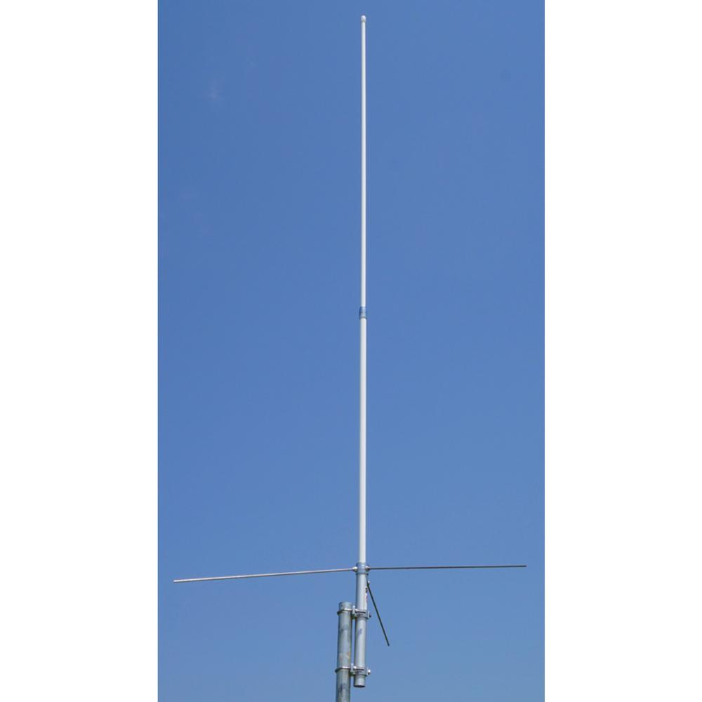 Details about Tram Dual Band Vertical Base Antenna UHF VHF High Gain  Fiberglass Ham Radio NEW