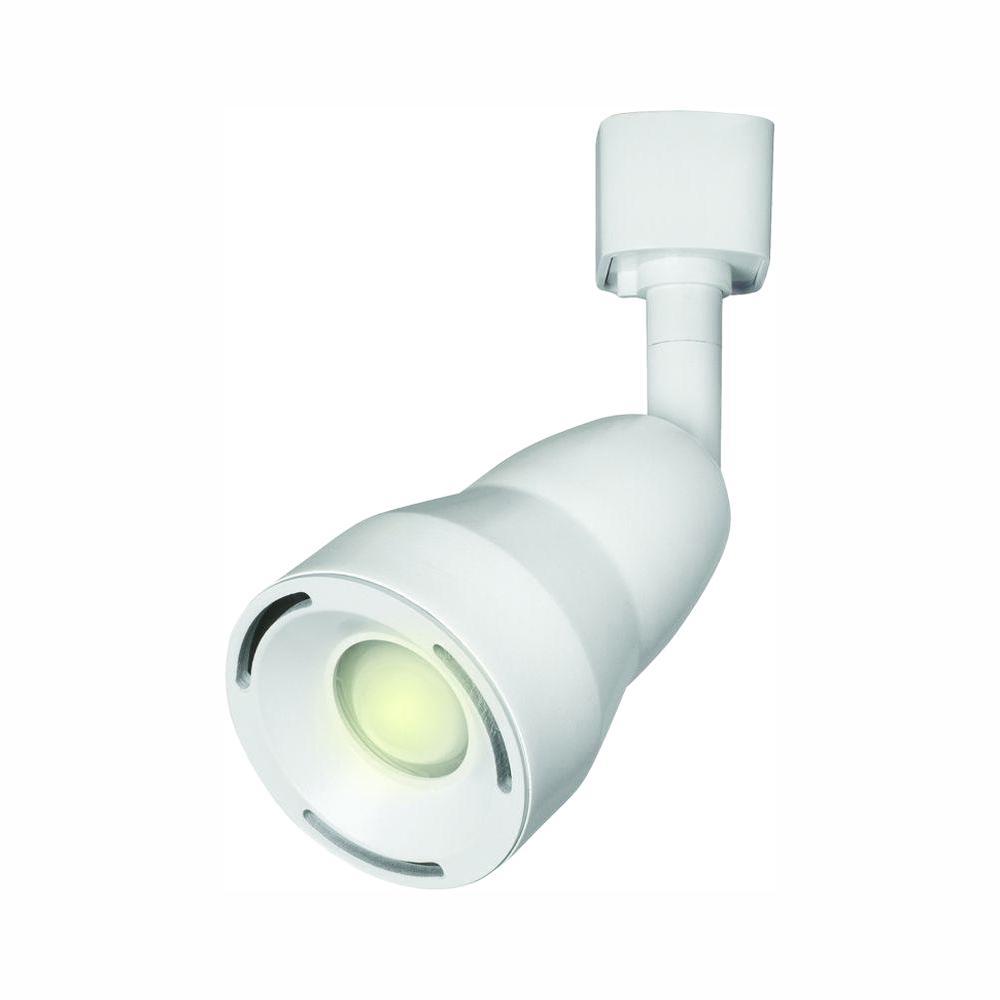 2.8 in. 6-Watt White LED Adjustable Track Lighting Head