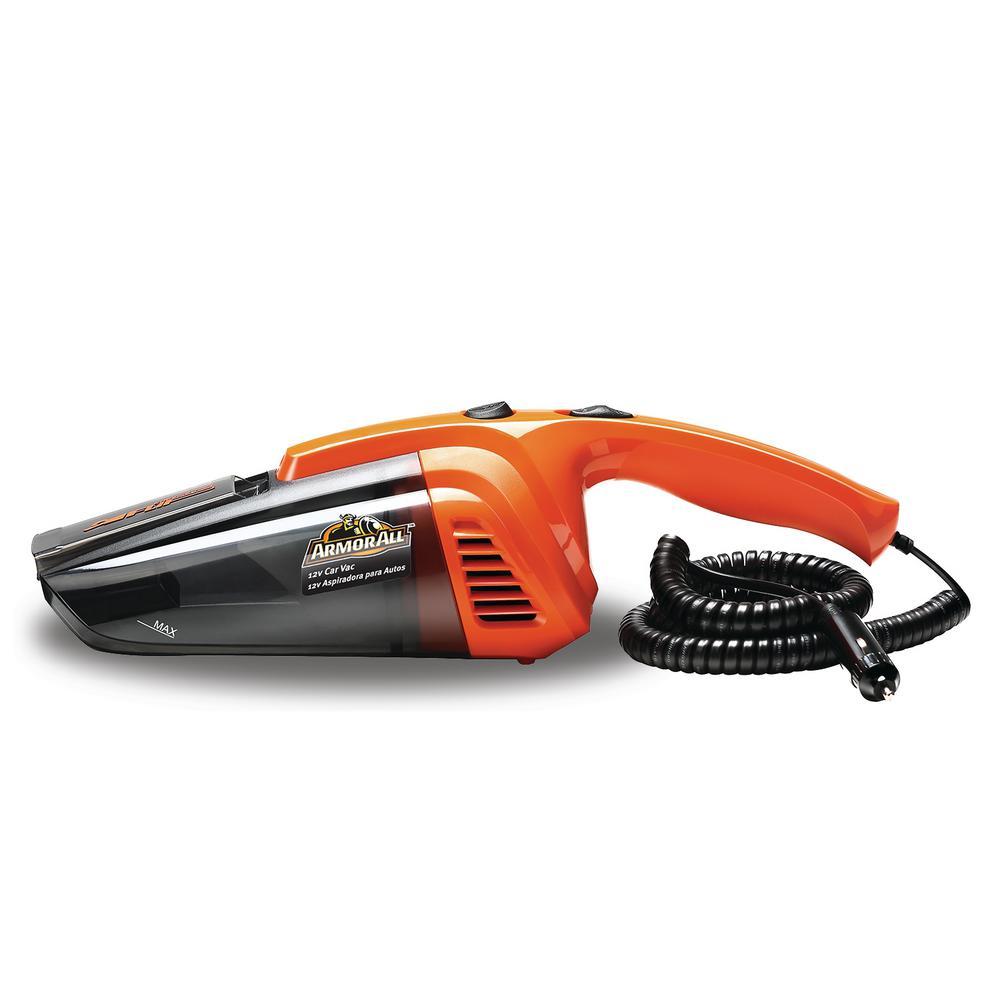 12-Volt Corded Handheld Wet/Dry Vac