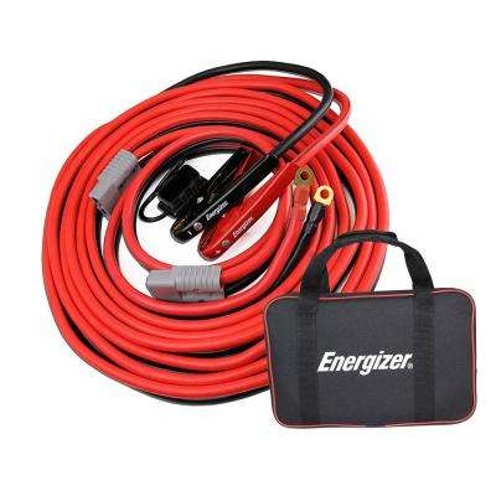 WEY/&FLY Starthilfekabel inklusive Tragetasche 1200AMP Jumper Battery Booster Cables 6M